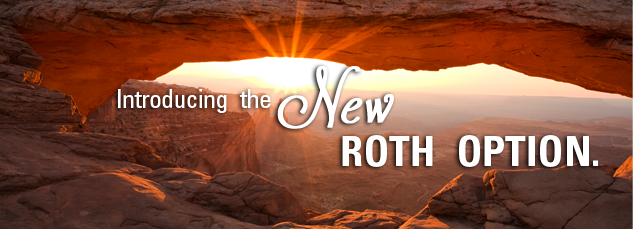 Introducing the Roth Option