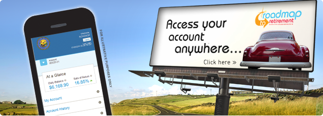 Access your account anywhere... click here>>