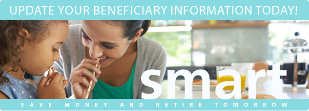 SMART: Save money and retire tomorrow.