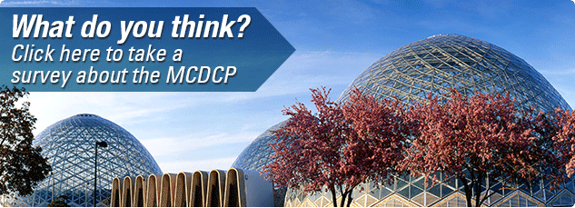 What do you think? Click here to take a survey about the MCDCP.
