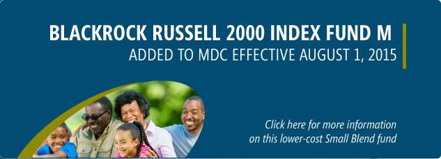 BlackRock Russell 2000 Index Fund M