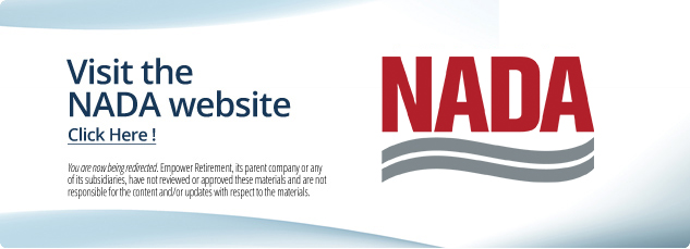 Visit the NADA website. Click here.