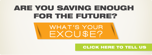 Are you saving enough for the future?