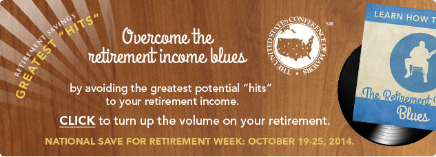 National Save for Retirement Week: October 19-25, 2014