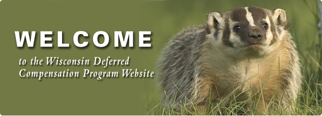 Welcome ti the Wisconsin Deferred Compensation Program Website.