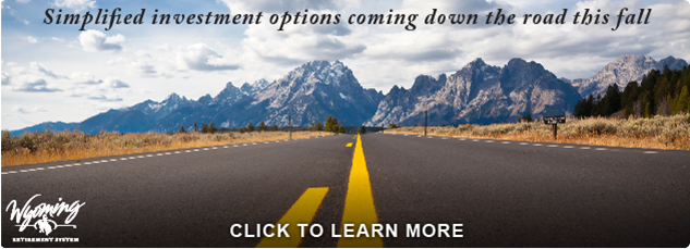 Simplified investment options coming down the road this fall. Click to learn more.
